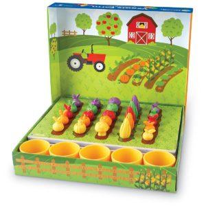 Grădina de la fermă - Set pentru sortat - Learning Resources 1