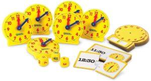Set activități - Totul despre timp - Learning Resources 1