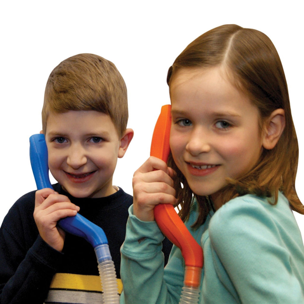 WhisperPhone - Telefonul acustic - Dezvoltare senzorială și limbaj - Jakobs Germania 1