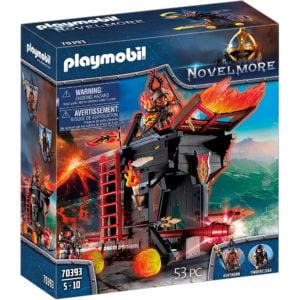 BANDITI BURNHAM SI BERBEC DE FOC-Playmobil-Novelmore-PM70393