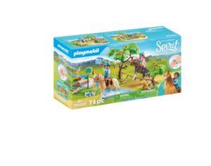 CALARETI LA RAU-Playmobil-Spirit-PM70330