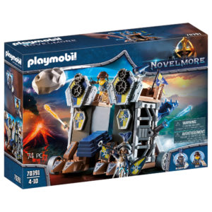 FORTAREATA NOVELMORE MOBILA-Playmobil-Novelmore-PM70391