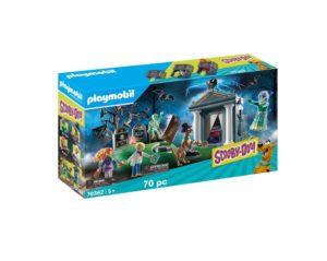 SCOOBY-DOO! AVENTURI IN CIMITIR-Playmobil-Scooby Doo-PM70362