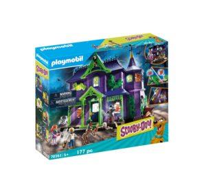 SCOOBY-DOO! SI CASA MISTERELOR-Playmobil-Scooby Doo-PM70361