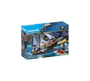 SOLDAT BRITANIC SI CARAVELA-Playmobil-Pirates-PM70412