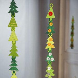 Set creație copii - Ghirlande - Pădurea fermecată - Bricolaj - HABA by Didactopia 9