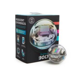 Sphero Bolt - Robot sferic - Coding - STEM - prin Didactopia by Evertoys
