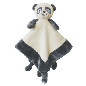 Panda -Păturică Bebe de îmbrăţişat - Baby Security Blanket - Schmusedecke - My Teddy Original in Romania prin Didactopia