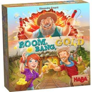 Boom, Bang, Gold - Joc de atenție și gândire strategică - HABA prin Didactopia 2