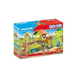 LOC DE JOACA IN PARCUL DE AVENTURI-Playmobil-City Life-PM70281