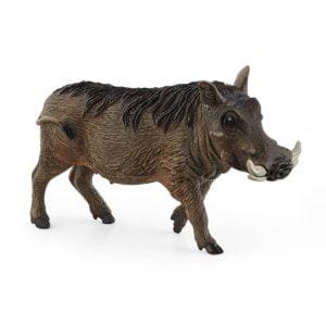 Porc cu negi 14843 - Wild Life - Figurina originala Schleich - Didactopia