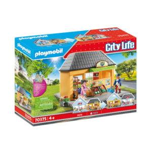 SUPERMARKET-Playmobil-City Life-PM70375