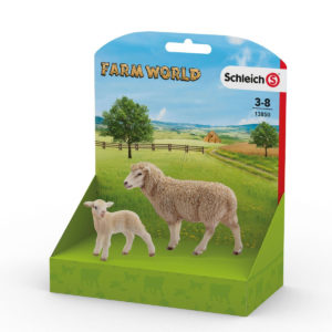 Set Oaie si miel 13850 - Farm World - Figurina originala Schleich - Didactopia