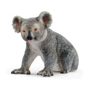 Urs Koala 14815 - Wild Life - Figurina originala Schleich - Didactopia