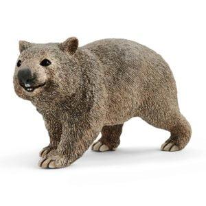 Wombat 14834 - Wild Life - Figurina originala Schleich - Didactopia