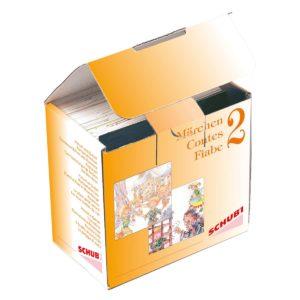 Basme 2 - Märchen 2 - cartonase ilustrate dezvoltare limbaj - original Schubi Westermann - Didactopia