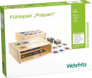 Haba-Wehrfritz-Palpari-Joc dezvoltare tactila 1