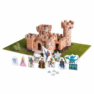 Brick Trick - Palatul uriaș - Set construcție - Trefl prin Didactopia 2