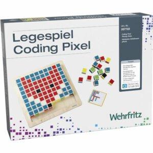 Digital Starter - Coding Pixel - Joc educativ STEM - Haba prin Didactopia 1