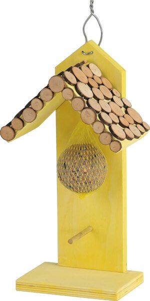 Hrănitor pentru păsări - Set bricolaj lemn - Activităţi outdoor copii - Haba prin Didactopia 1