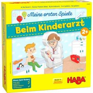 La Doctor - Primul meu joc - Haba by Didactopia 2