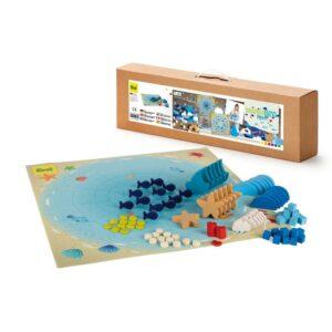Oceanul MandaLay - Joc educativ mandala - Erzi prin Didactopia 1