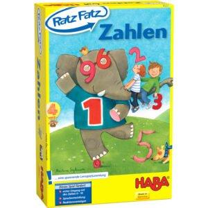 Ratz Fatz - Numere - Joc educativ - Haba prin Didactopia 3