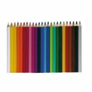 Set creioane - 24 bucăţi în 24 culori - diametru de 6 mm - Haba prin Didactopia 1
