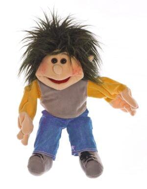 Tibisor - 35 cm - Papusa Marioneta - original Living Puppets