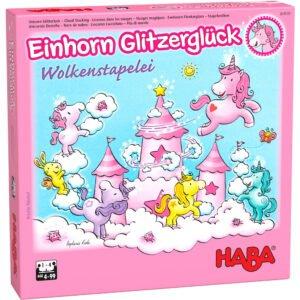 Unicorni in nori magici - Unicorn Glitzerglück - Joc de cooperare - Haba by Diidactopia 4