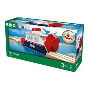 FERIBOT-Trenulet Lemn original BRIO-BRIO33569