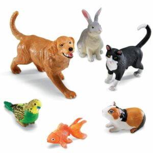 Animale de casă - Jumbo - Joc de rol - Learning Resources - 2