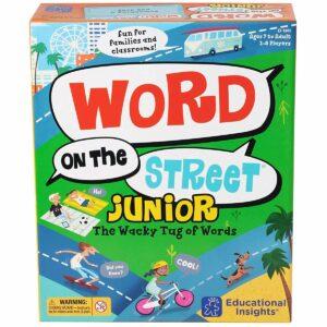 Cursa cuvintelor - Junior - Limbaj și vocabular - Edicational Insights prin Didactopia 1