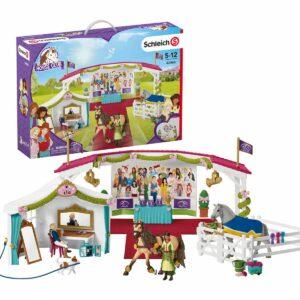 Spectacol de cai mari - Inclusiv cai, accesorii şi două figurine - Schleich® Horse Club prin Didactopia 3